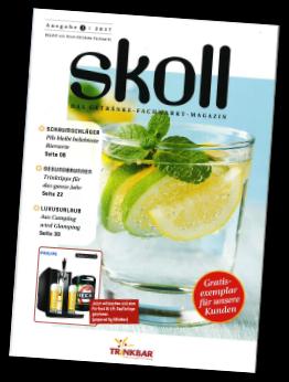 Skoll Magazin Trinkbar