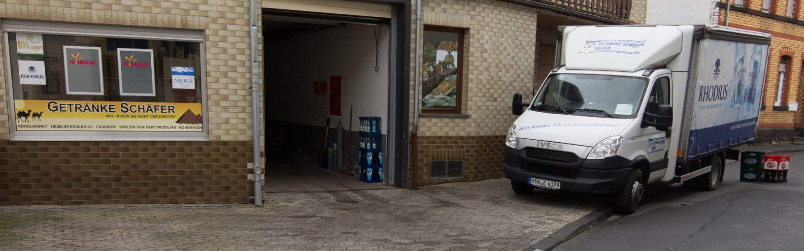 Getränke Schäfer – trinkkontor | Bitburger Bier GmbH